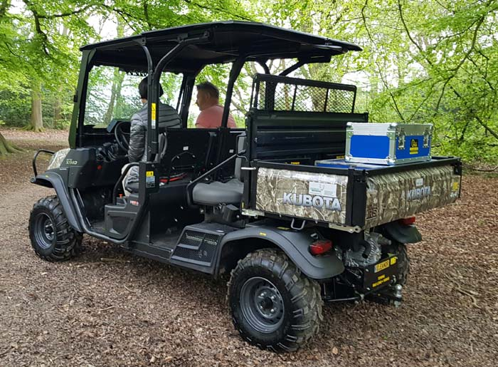 On Location Hire ATV